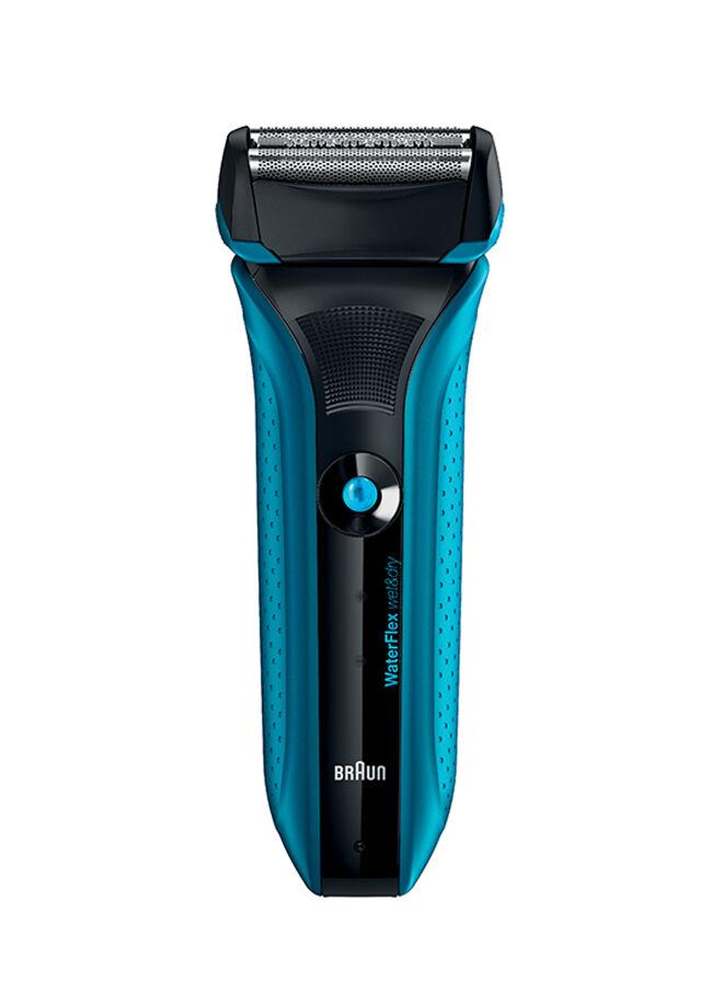 Braun Braun WaterFlex Tıraş Makinesi Islak ve Kuru Mavi