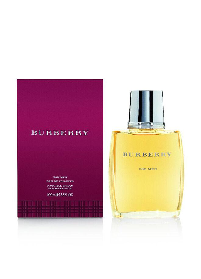 Classic For Men Erkek Parfüm EDT 100 ml.