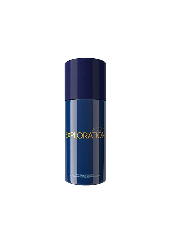Avon Exploration Sprey Erkek Deodorant 150 ml.