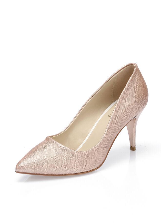Pembe Potin Günlük Ayakkabı