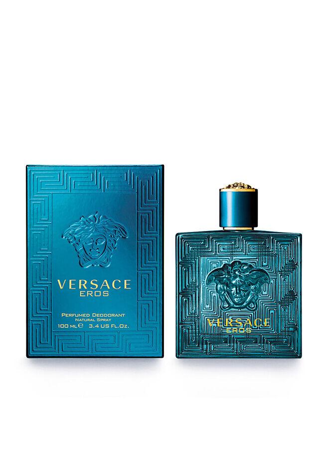 Versace Eros Perfumed Erkek Deodorant 100 ml.