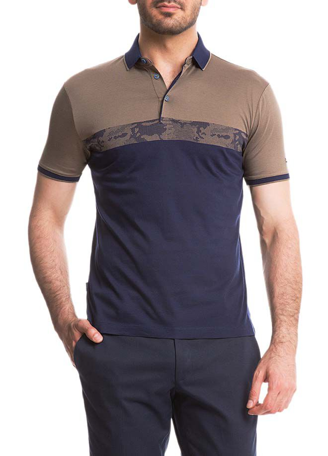 Pierre Cardin Erkek Slim Fit T-Shirt