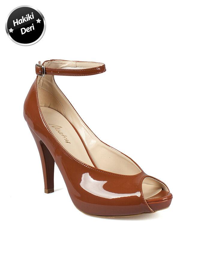 Matraş Klasik Topuklu Ayakkabı