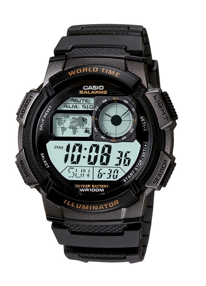 Casio Erkek Kol Saati AE-1000W-1AVDF