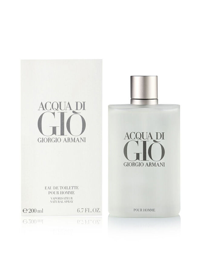 Giorgio Armani Acqua Di Gio Pour Homme Erkek Parfüm EDT 200 ml.
