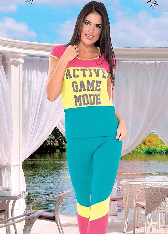 Teknur Pijama Takımı