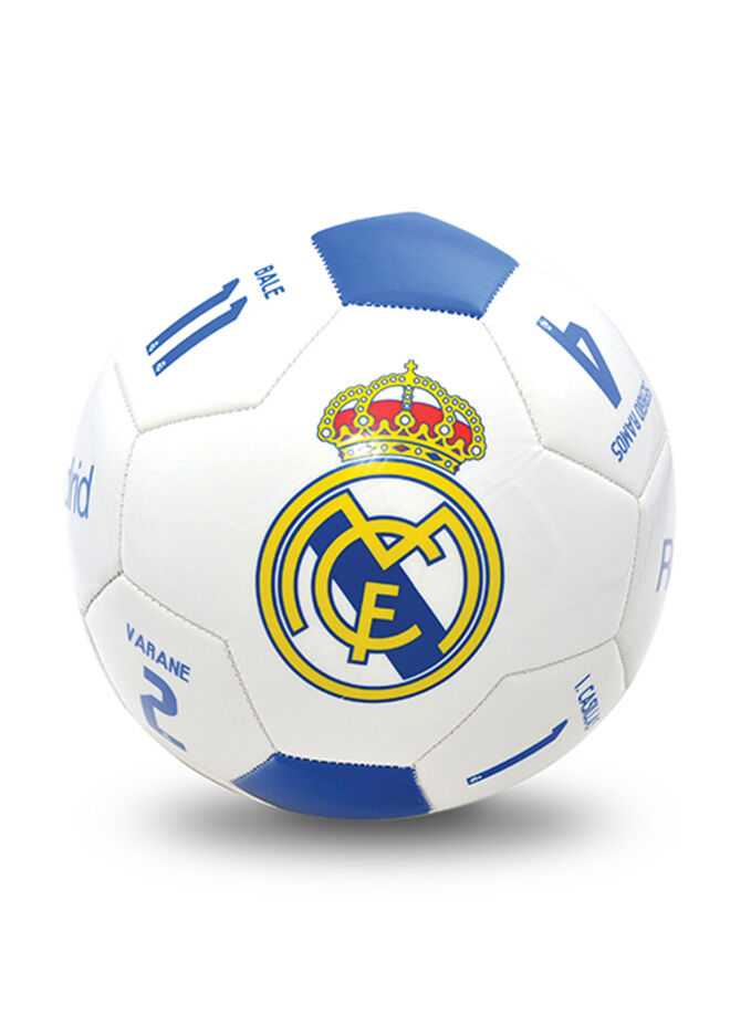 Real Madrid Futbol Topu Tpu N5