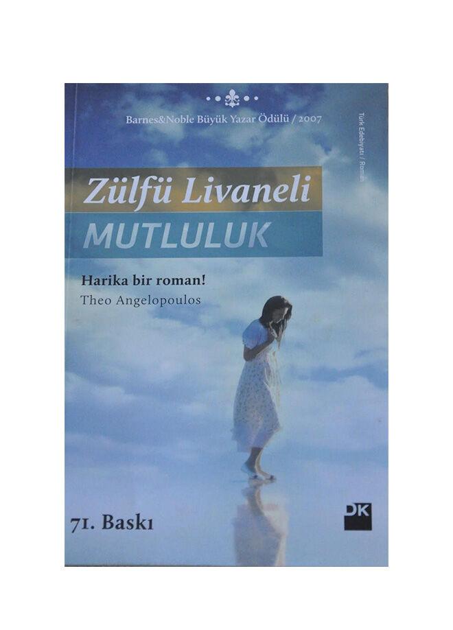 Doğan kitap Zülfü Livaneli - Mutluluk