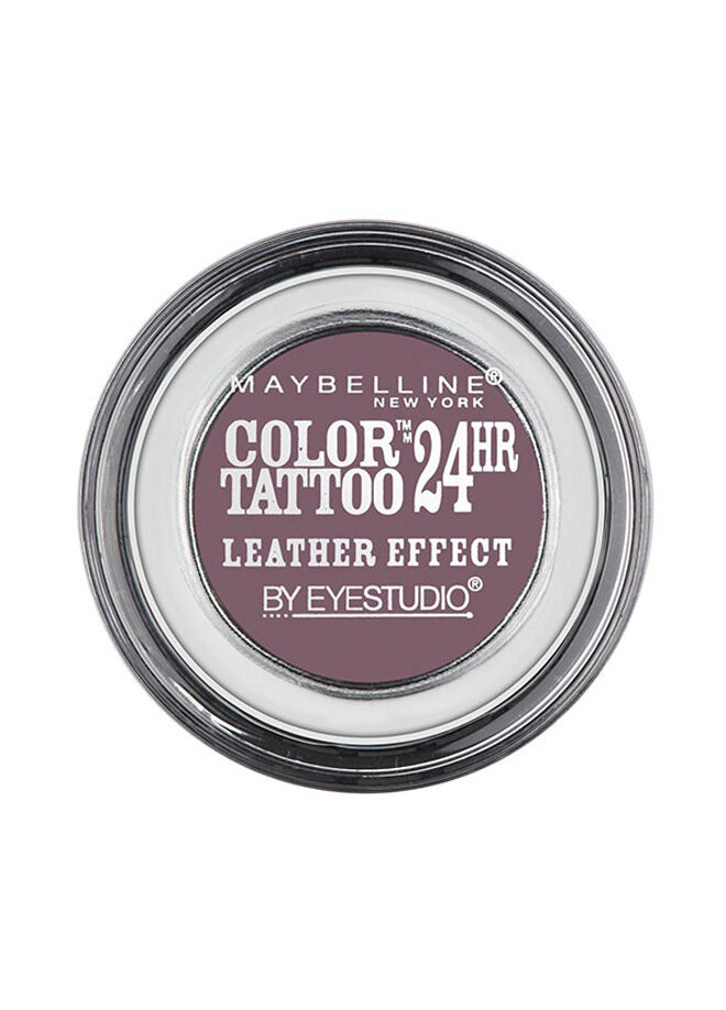 Maybelline New York Color Tattoo 24H Creamy Mattes Göz Farı 97 Vintage Plum