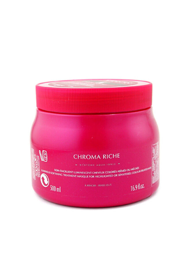Kérastase Chroma Riche Maske 500 ml.