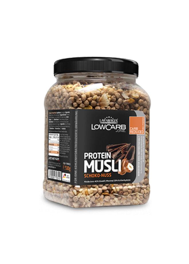 Layenberger Lowcarb Protein Müsli Schoko-Nuss 530 g