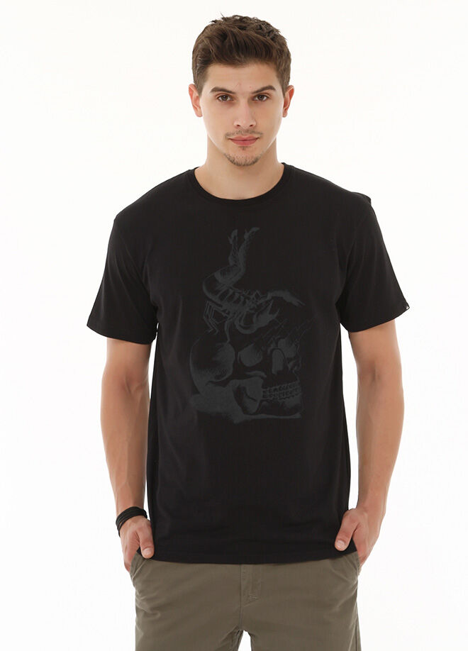 Quiksilver Clasteegescorru M Tees Wbb0 Erkek T-Shirt