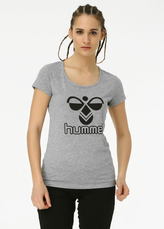 Hummel Virginia Ss Tee Kadın Kısa Kol T-Shirt