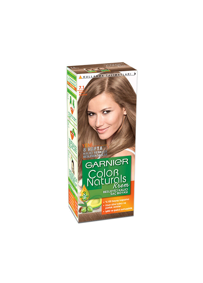 Garnier Color Naturals Saç Boyası Kiti Color Naturals Saç Boyası Kiti