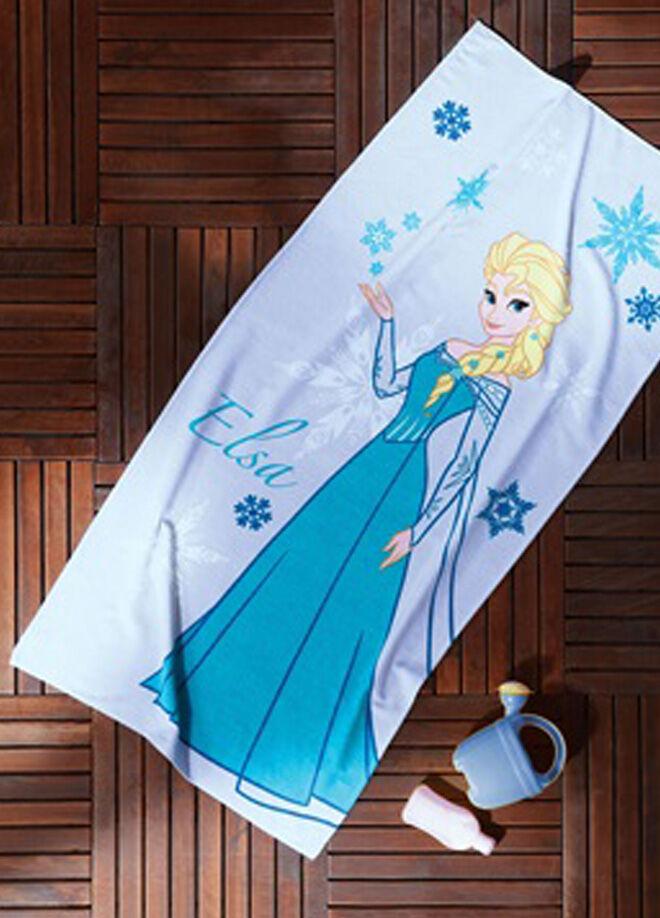 Taç Disney Frozen Plaj Havlusu 75x150 cm - 71102908