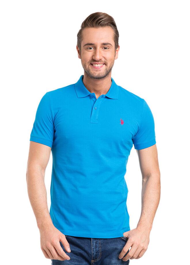 U.S. Polo Assn. Erkek Slim Fit T-Shirt