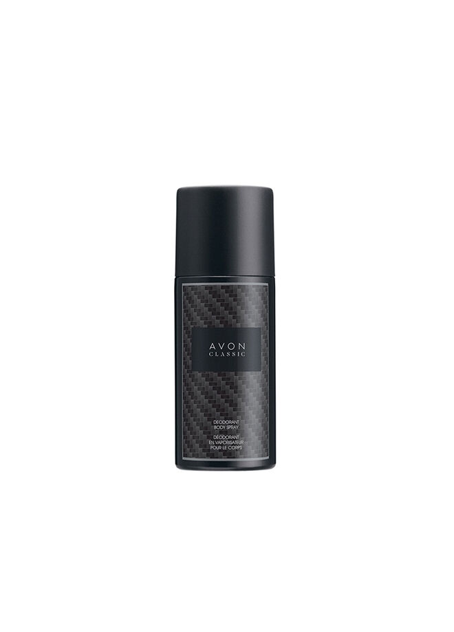 Avon Classic Erkek Sprey Deodorant 150 ml.