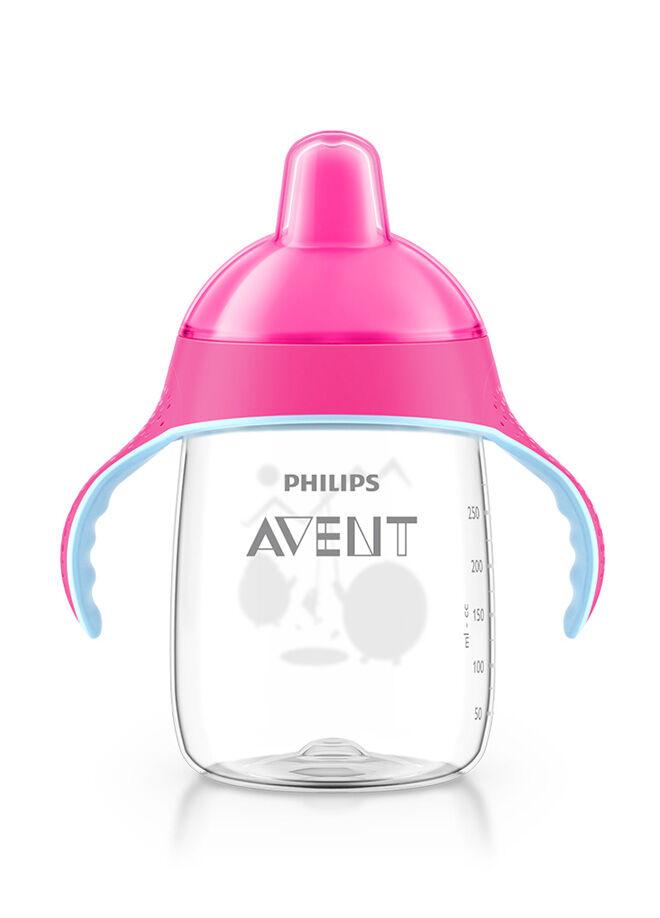 Philips Avent Yeni Penguen Damlatmaz 18 Ay+ 12 Oz 340 ml Pembe