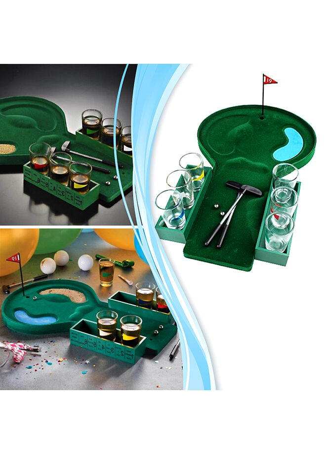 Practika Golf Shot Oyunu