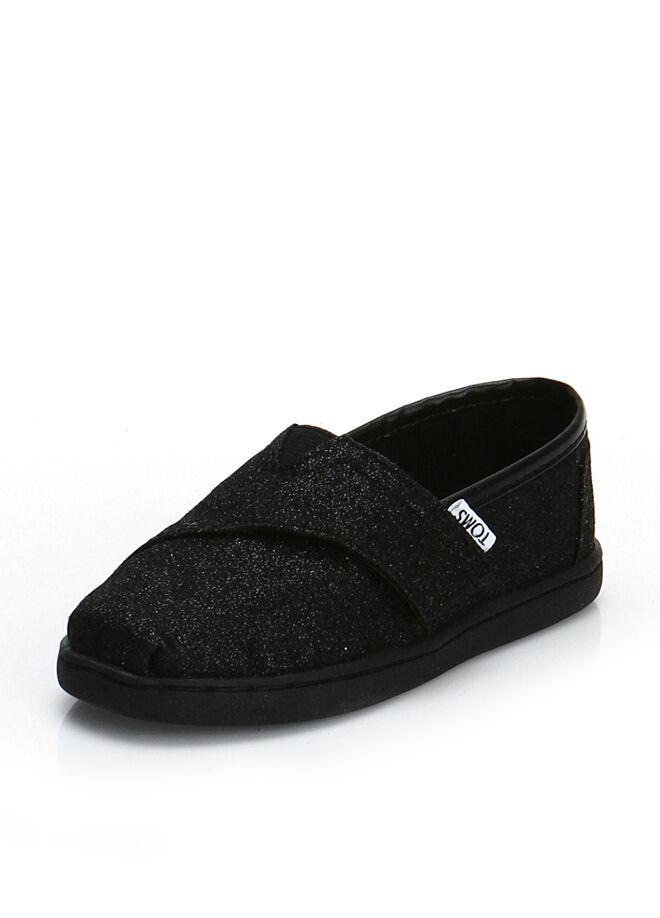 Toms Black Glimmer Tn Alpr Esp Çocuk Ayakkabı