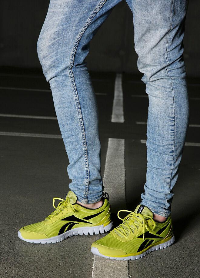 Reebok Sublite Sport Erkek Yürüyüş ve Koşu Ayakkabısı