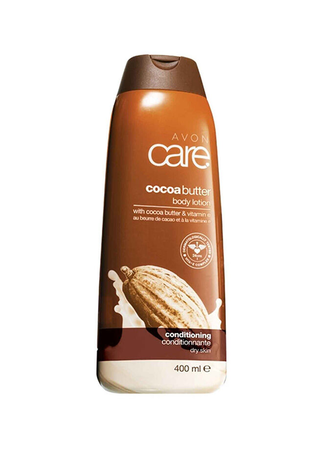 Avon Kakao Yağı E Vitaminli Vücut Losyonu 400 ml.