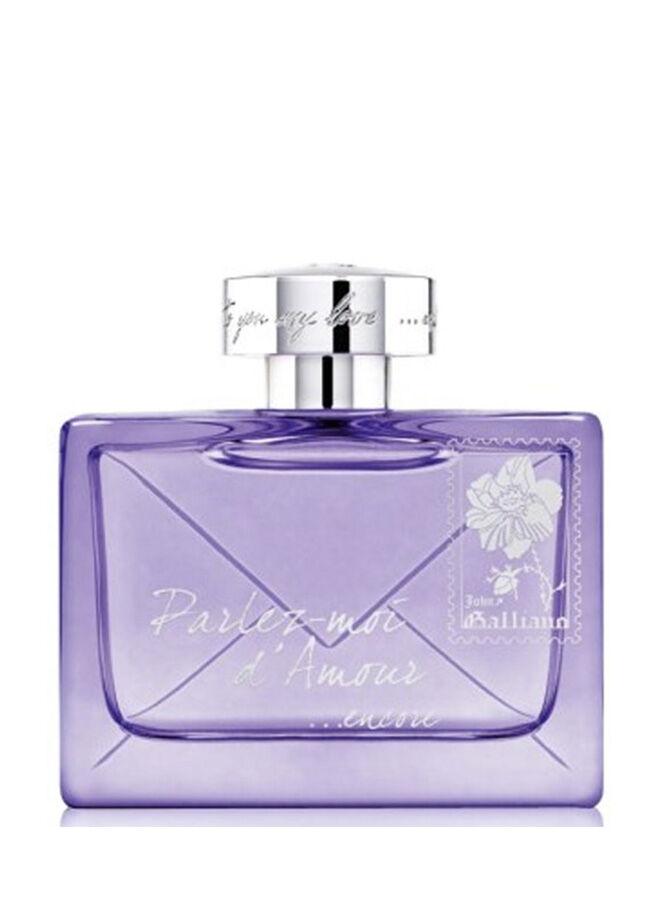 John Galliano Parlez Moi D Amour Encore Kadın Parfüm EDT 80 ml.