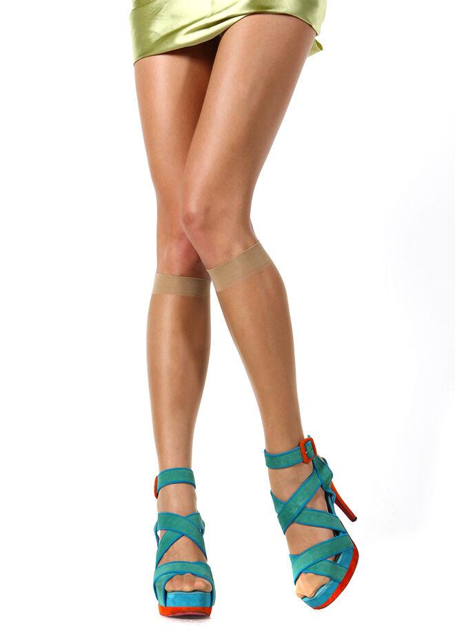 Miorre 10'lu Süper İnce Diz Altı Çorap