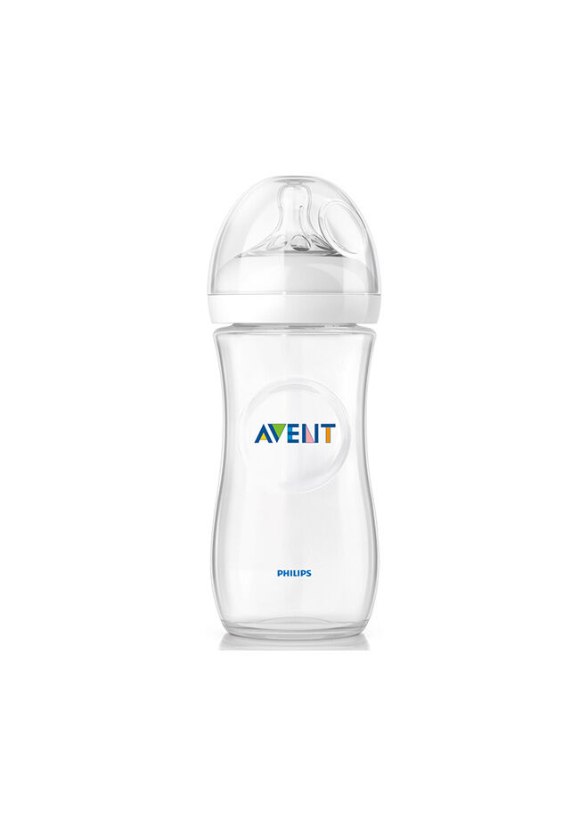 Philips Avent Natural Pp Biberon 330 ml Tekli