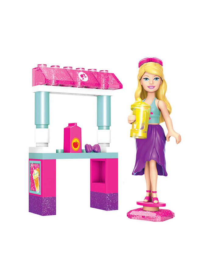 Mega Bloks Mega Bloks Barbie Tropical Treats Oyun Seti