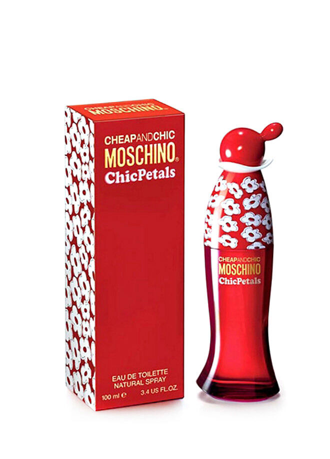 Moschino Cheap And Chic Chic Petals Kadın Parfüm EDT 100 ml.
