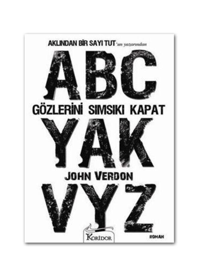 John Verdon - Gözlerini Sımsıkı Kapat