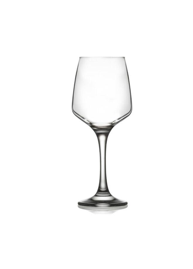 LAV 6'lı Şarap Kadehi Lal