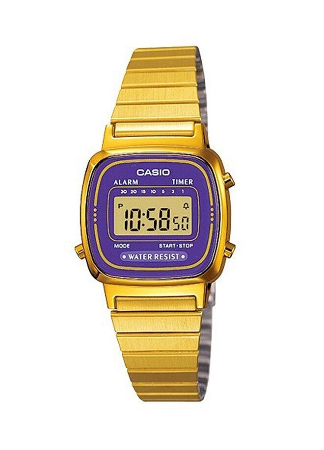 Casio Kadın Kol Saati LA670WGA-6DF