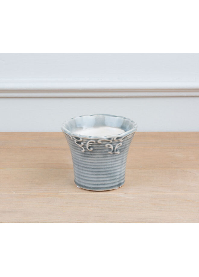 Madame Coco Ceramic Mini Planter Colour Saksı  5 - S-13041 -5