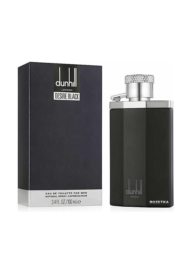 Dunhill Custom Dunhill Desire Black For Man  Erkek Parfüm EDT 50 ml.