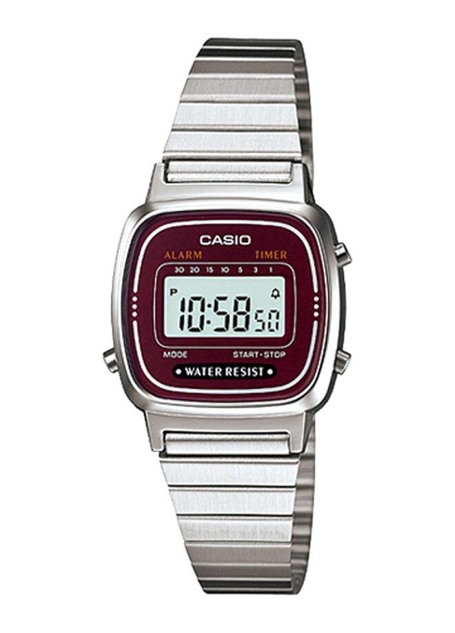Casio Kadın Kol Saati LA670WA-4DF