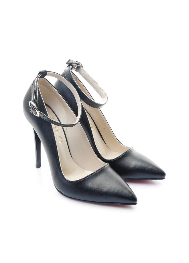 B.F.G Polo Style Klasik Topuklu Ayakkabı