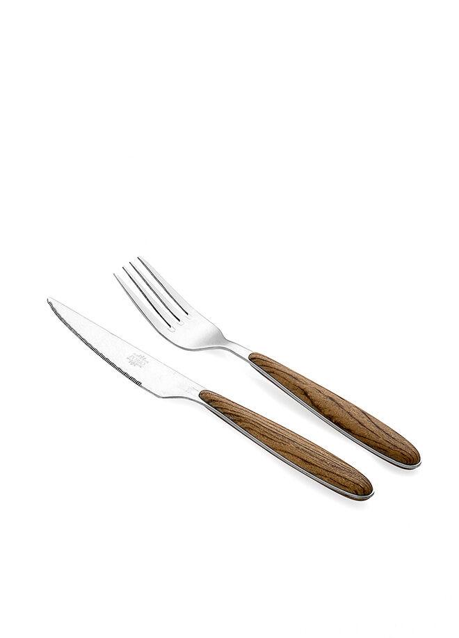 Porio 12 Parça Et Çatal Bıçak Seti
