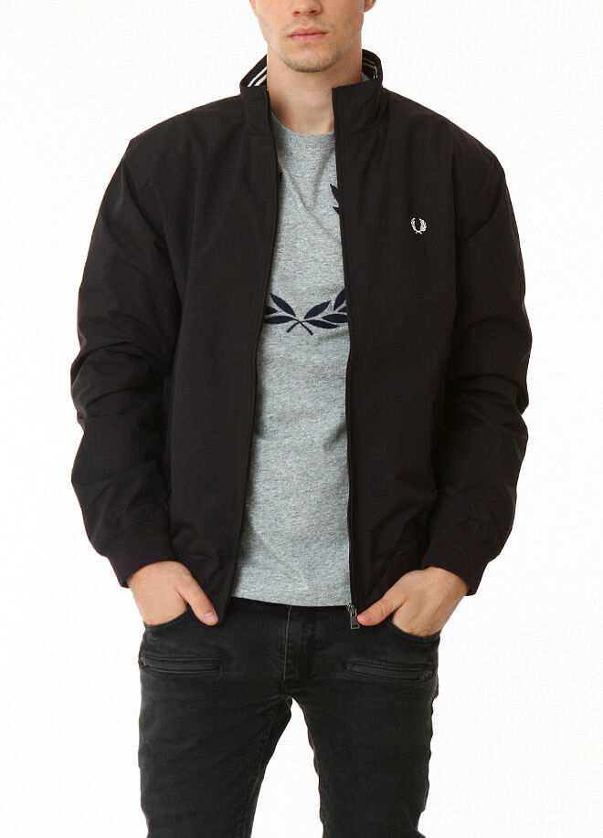 Fred Perry Erkek Mont