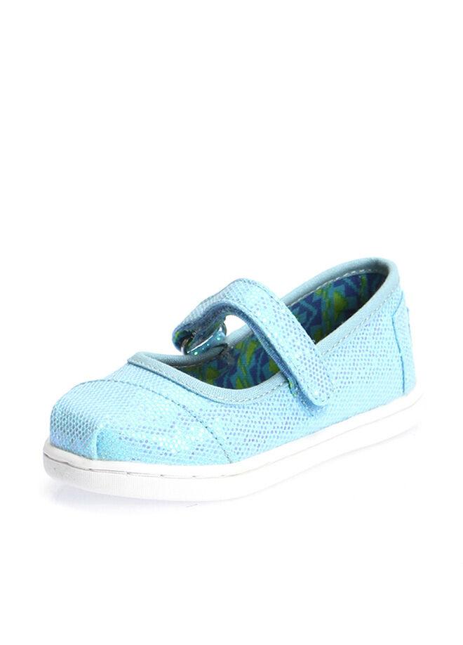Toms Aqua Glimmer Tn M Jane Flat Çocuk Ayakkabı