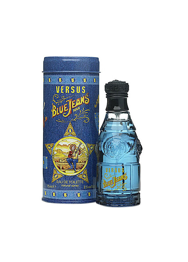 Versace Blue Jeans Erkek Parfüm EDT 75 ml.