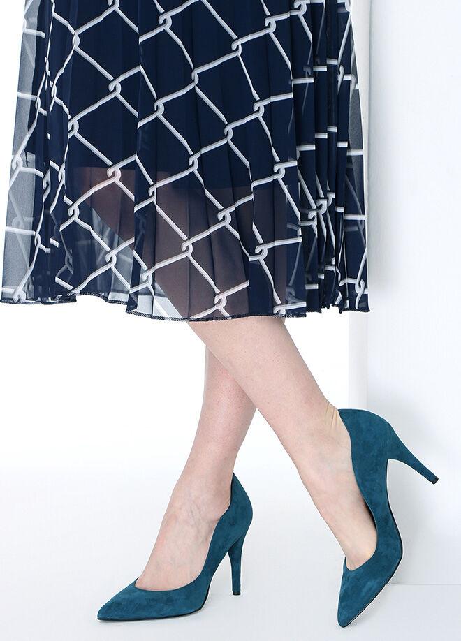 Nine West Klasik Topuklu Ayakkabı