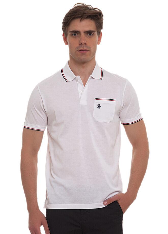 U.S. Polo Assn. Erkek Regular Fit T-Shirt