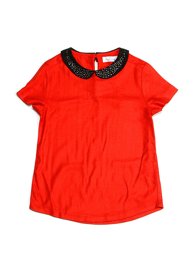 Mudo Kids Kız Çocuk Gömlek