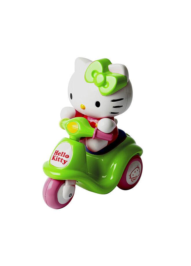 Hello Kitty Hello Kitty Mini Scooter Yeşil
