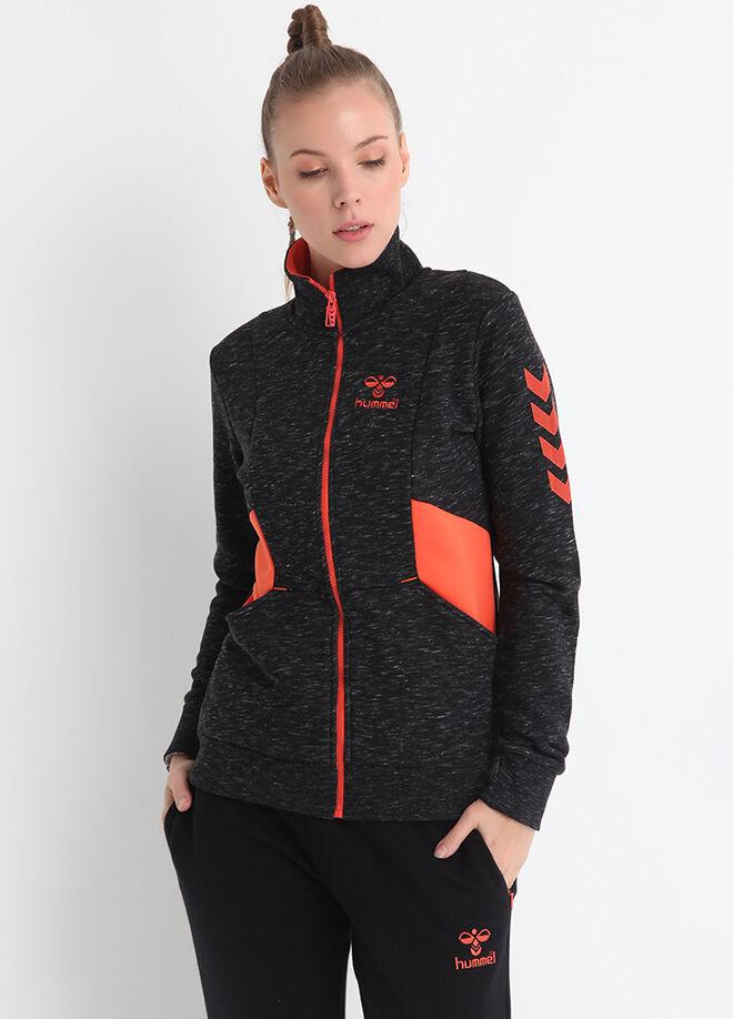 Hummel Rose Zip Jacket Kadın Eşofman Üstü