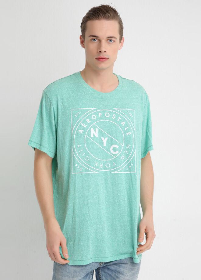 Aeropostale Erkek Grafik T-Shirt