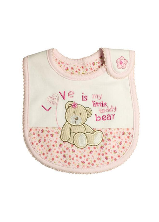 Baby Fehn Catasy Küçük Teddy Sızdırmaz Bebek Önlüğü