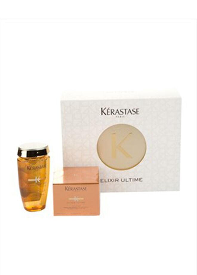 Kérastase Elixir Set (Elixir Şampuan 250 ml + Elixir Maske 200 ml)